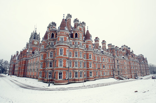 Founders Building, Royal Holloway