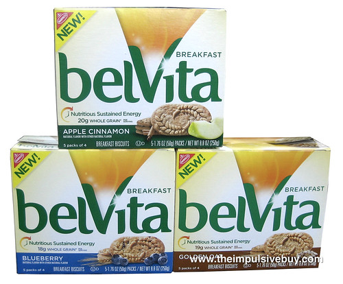 Belvita Breakfast Biscuits | by theimpulsivebuy