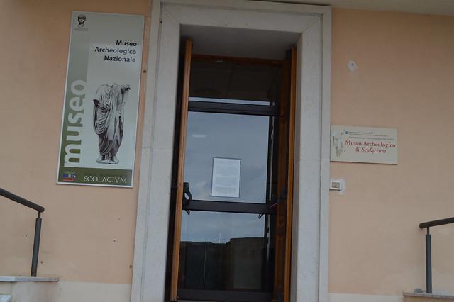 Museo archeologico Scolaciuma - Roccelleta di Borgia Catanzaro Italia