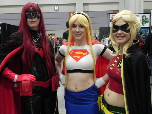 13920424036 36460da42d Batwoman Supergirl and Robin