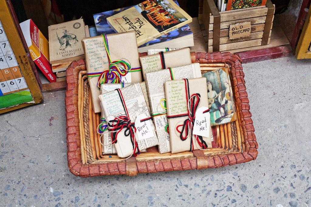 Bookshop in Karaköy
