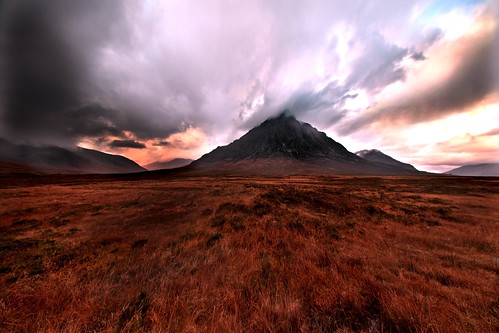 Buachaille Etive Mor in Autumn | by grayeme