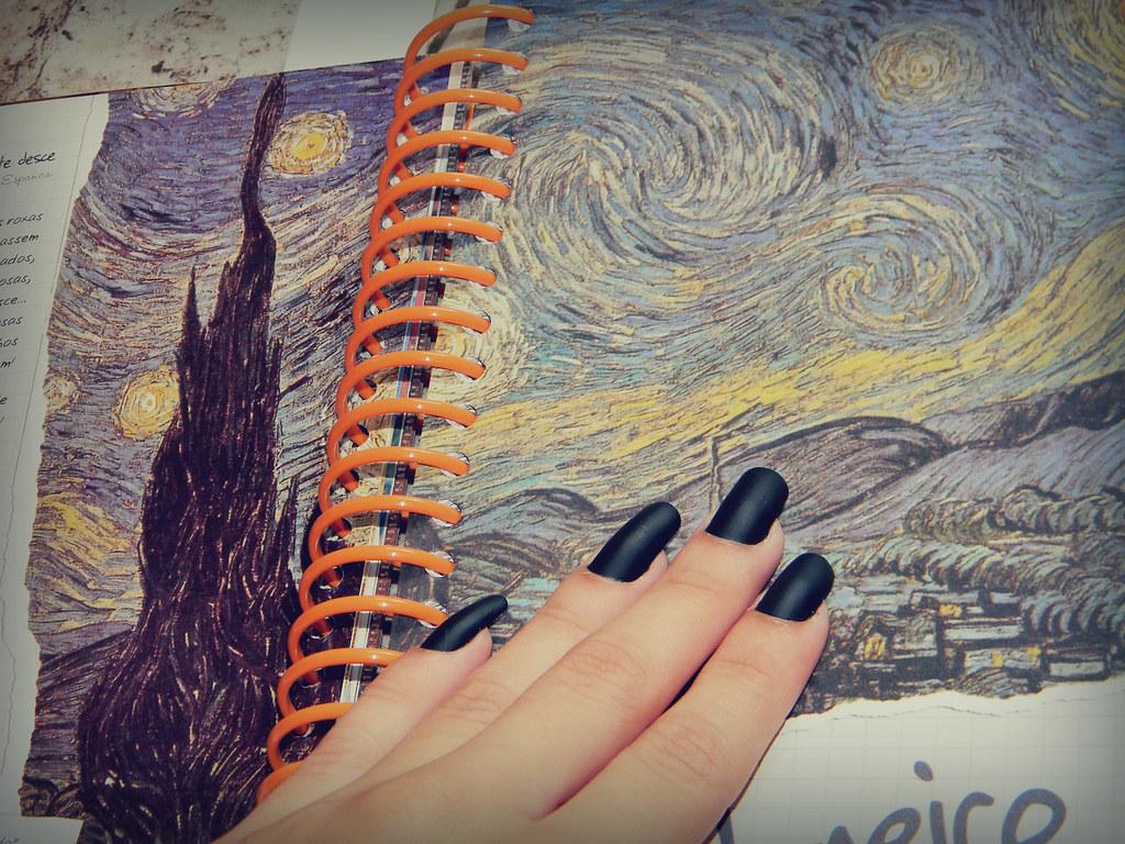 A Noite Estrelada Obra Do Van Gogh Meu Pintor Favorito E U Flickr