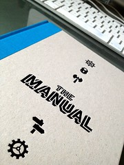 The Manual, issue 2 // Cover