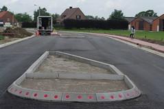Rijkevoersel roadworks