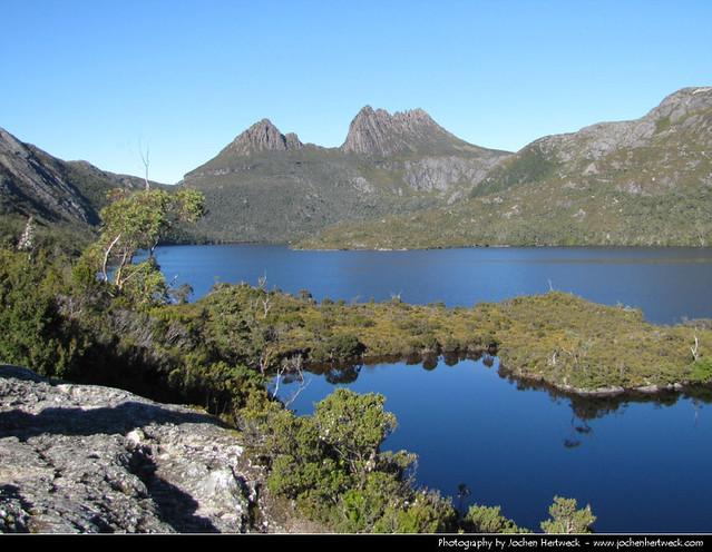 Cradle Lake NP, Tasmania, Australia