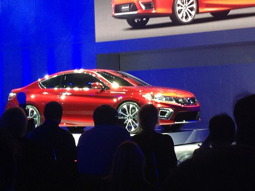 2013 Honda Accord Coupe Concept - Live from the 2012 Detroit Auto Show -  Jan 10, 9 38 34 AM Photo