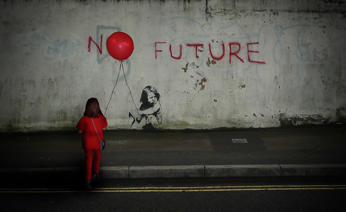 No future | by stopherjones