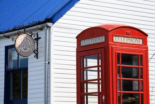 Red Telephone Box, Badachro | by DavideGorla