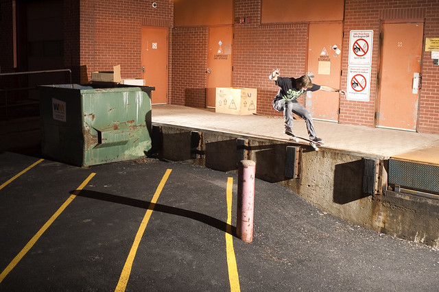 Crooked Grind