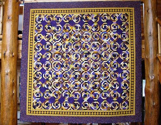 """Purple Pineapple"" 