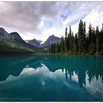 Emerald Lake Symmetry