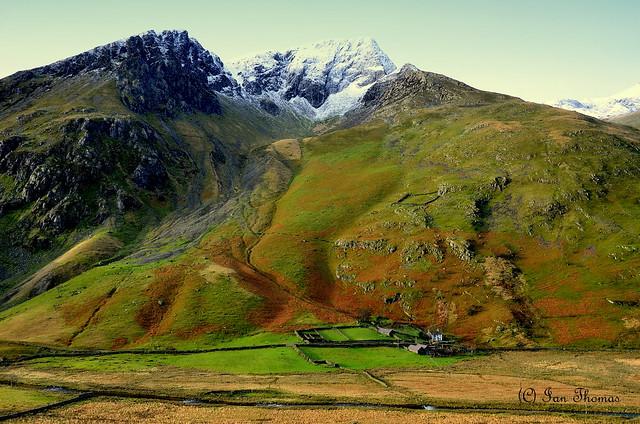 Farming Is Beautiful ...... Snowdonia