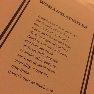 "keep rereading pat parker's epic poem, ""womanslaughter,"" and crying. how am i going to be able to teach this poem? #feminism #poetry #feministpoetry #blackfeminism #blackfeministpoetry #lesbianpoetry #blacklesbianpoetry #blacklesbianfeministpoetry #inters 