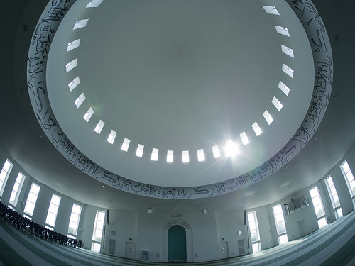 Baitul Futuh Mosque (House of Victories)