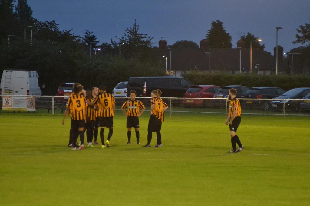 London Colney FC 2-1 Cheshunt FC (8-9-15)