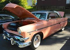 Ballston Spa Car Show: 1954 Ford Catalina