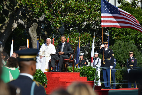 Pope Francis & President Obama | by Explorations Media, LLC