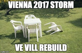 we will rebuilt | by sandrakaybee