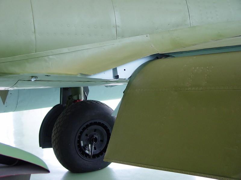 Messerschmitt Me 262A 3