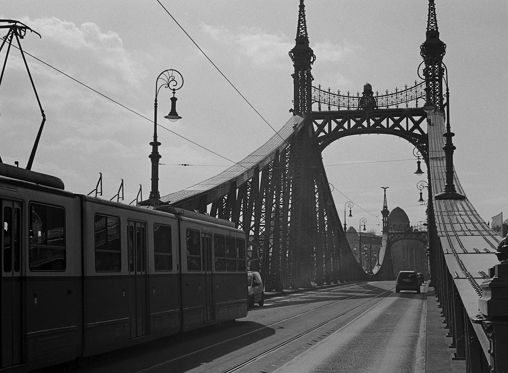 Crossing Danube