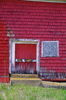 Old Stoop | by mainebarns