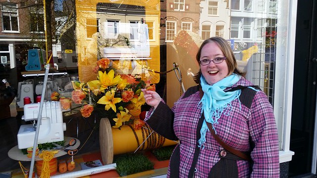 Haarlem sewing shop