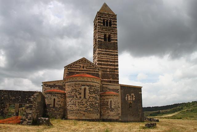 Basilique Très Sainte Trinité de Saccargia