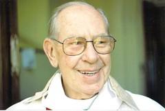 Rev. John Bleby, 1995. Parish 1951-1957