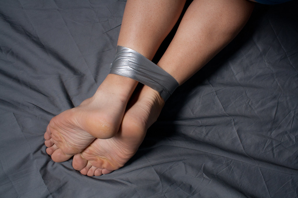 Bdsm bondage hood