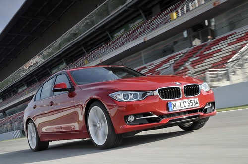 2012_BMW_3_Series....001 Photo