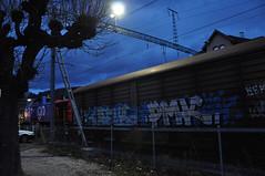 Rek & PMK Freight Train Münchenstein