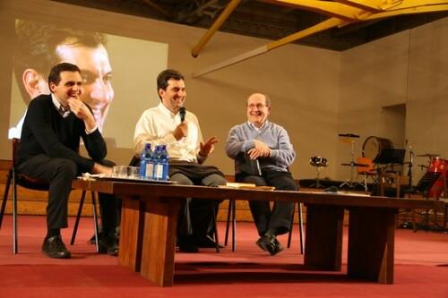 Mario Calabresi all'Università del Dialogo
