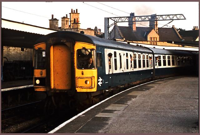 Intercity DMU Carnforth D210bob D004
