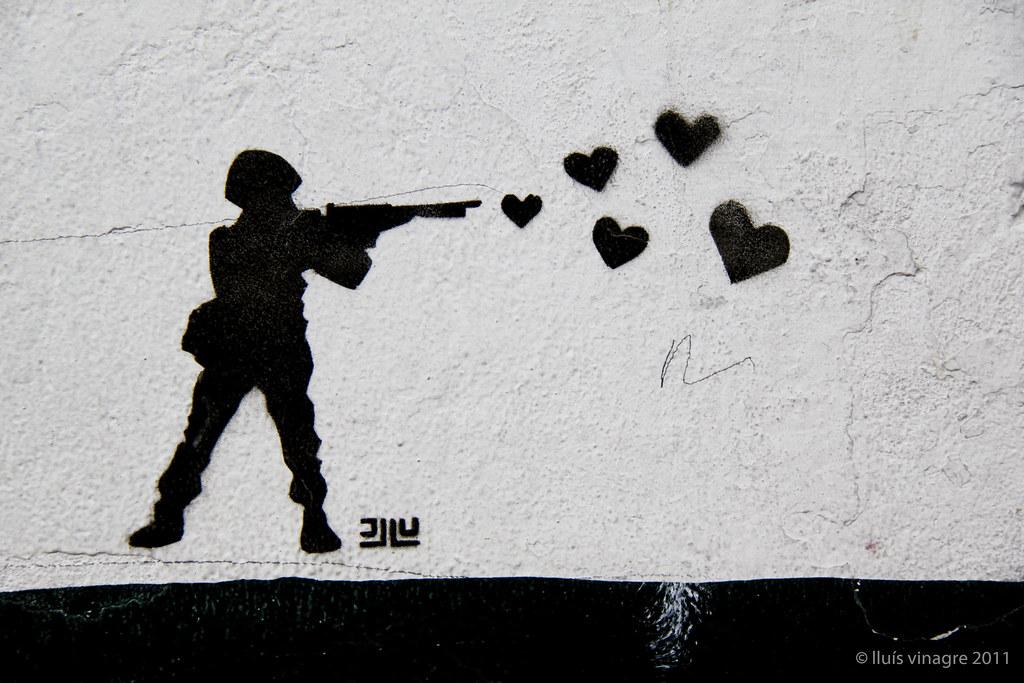 Resultado de imagen de Guerra y amor