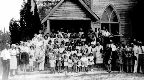 Elfers Baptist Church | by ghs1922