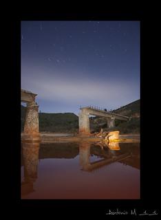 Puente sobre el Tinto   by Cheri Huelva