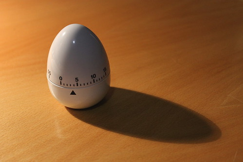 I bought an egg timer | by barbourians