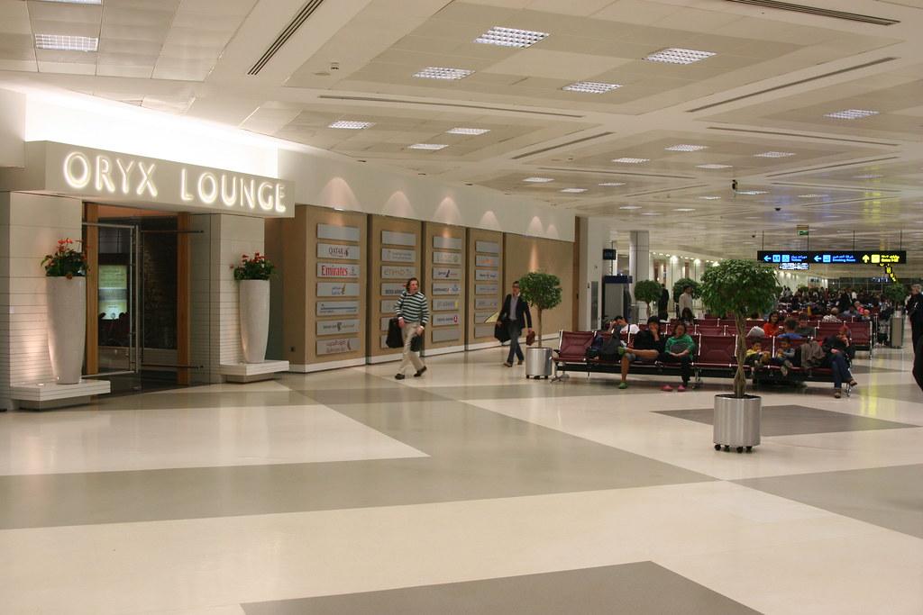 Doha Airport Oryx Lounge | Kristofer Palmvik | Flickr