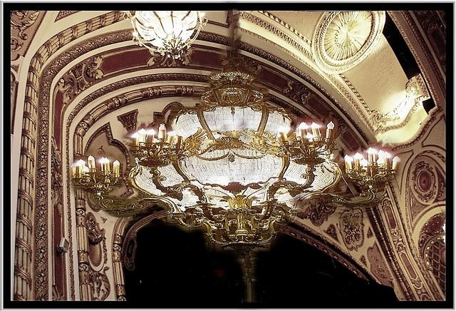 Chicago IL ~ Oriental Theatre ~ Wide Angle Effect