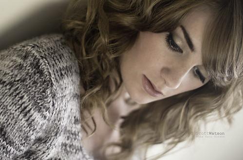 Artemis portrait / Photography by scott nicoll, Model