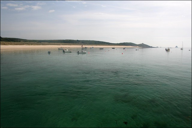 Higher Town Bay, St Martins
