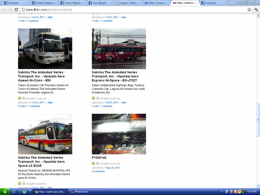 PHOTOGRABBER!!!   3 bus na nahuli na ninakaw, kaya mag-ingat