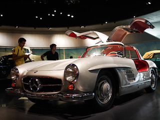 1954 Mercedez-Benz 300 SL | by Craig F