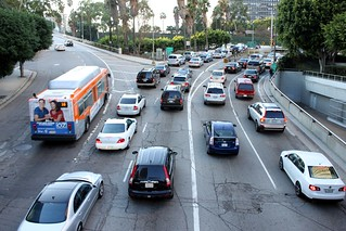 LA traffic jam =  daily occurence ! | by Thank You (21 Millions+) views