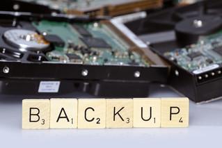 Backup | by Tim Reckmann | a59.de