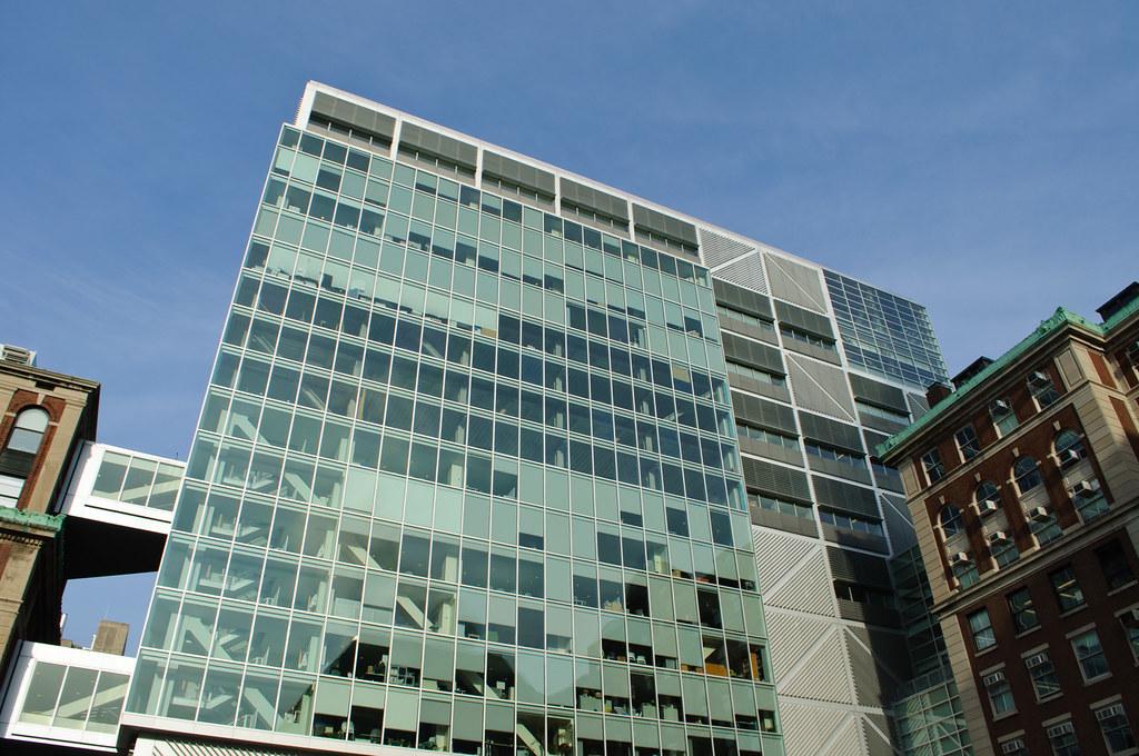 Northwest Corner Building, Columbia University