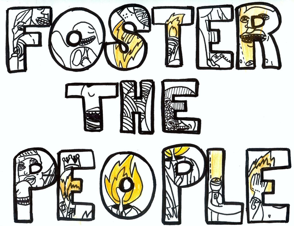 Foster The People My Art For The Torches Album Focus On Your