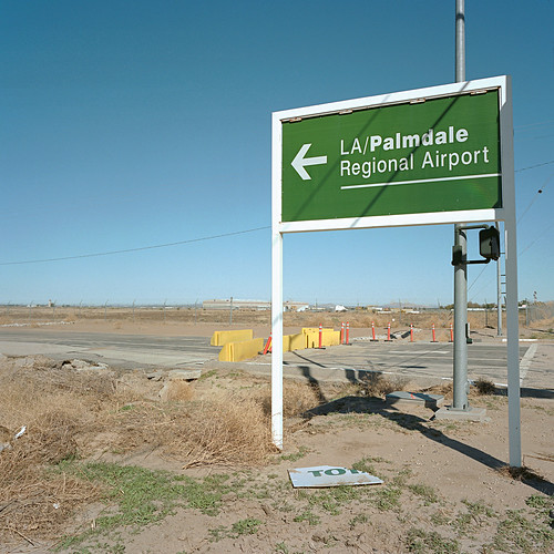 california road blue sky 6 signs west color green abandoned 120 6x6 mamiya film sign yellow analog mediumformat square typography airport closed desert graphic kodak text letters entrance dry wideangle icon ishootfilm boring blocked negative socal numbers american highdesert mojave signage type arrow analogue cloudless mamiya6 antelopevalley portra arid palmdale banal mojavedesert ordinary barricade typographic emulsion jerseybarrier eggleston c41 160nc primes kodakportra160nc krail eyetwist 6mf mamiya6mf theicon ishootkodak epsonv750pro recentlyprocessedfilm filmexif filmtagger eyetwistkevinballuff colornegativec41 lapalmdaleregionalairport