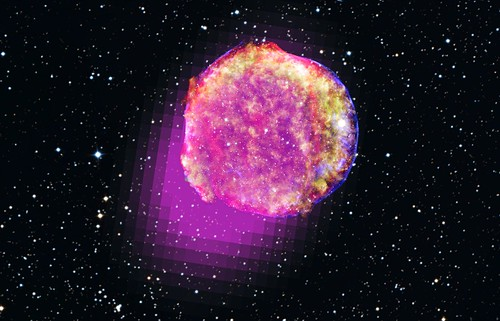 Tycho's Star Shines in Gamma Rays | by NASA Goddard Photo and Video